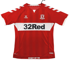 Middlesbrough FC 2018/2019 Home Hummel (GG)