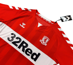 Middlesbrough FC 2018/2019 Home Hummel (GG) na internet