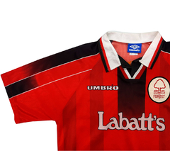 Nottingham Forest 1996/1997 - Home Umbro (G) - loja online