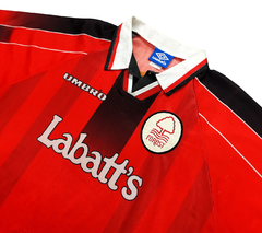 Imagem do Nottingham Forest 1996/1997 - Home Umbro (G)