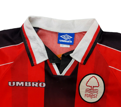 Nottingham Forest 1996/1997 - Home Umbro (G)