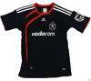Orlando Pirates 2009/2010 Home adidas (13/14 anos - PP)