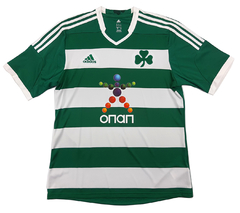 Panathinaikos 2013/2014 home adidas (G)