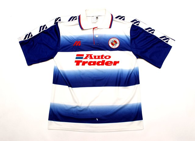 Reading FC 1998/1999 Home