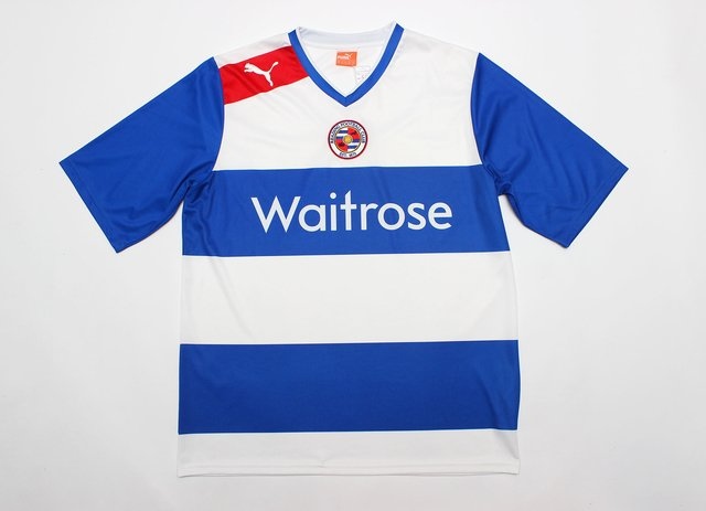 Reading FC 2012/2013 Home
