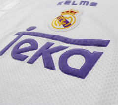 Real Madrid  1997/1998 Home Kelme (G) - loja online