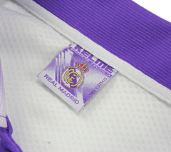 Imagem do Real Madrid  1997/1998 Home Kelme (G)