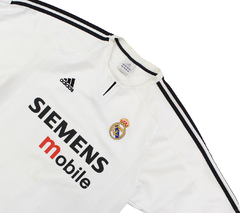 Real Madrid  2003/2004  Home (Ronaldo) adidas (G) na internet