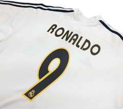 Real Madrid 2003/2004 Home (Ronaldo) adidas (GG)