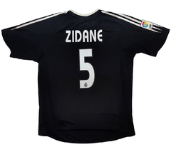 Real Madrid 2004/2005 Away (Zidane) adidas (G)