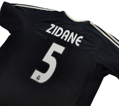 Imagem do Real Madrid 2004/2005 Away (Zidane) adidas (G)
