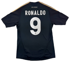 Real Madrid 2009/2010 away adidas (Ronaldo) (M)