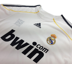 Real Madrid 2009/2010 Home (Benzema) adidas (GG) na internet