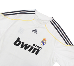 Real Madrid 2009/2010 Home (Raul) adidas (GG) na internet