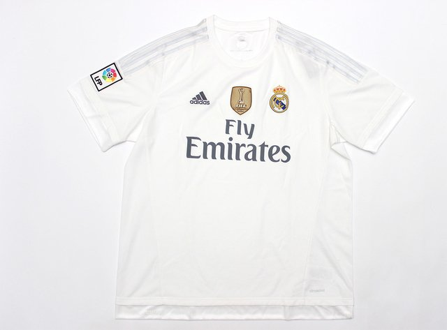 Real Madrid 2015/2016 Home