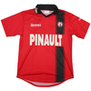 Rennes 2001/2002 Home