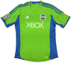 Seattle Sounders 2013/2015 Home adidas (G)