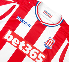 Stoke City FC 2017/2018 Home Macron (G) na internet