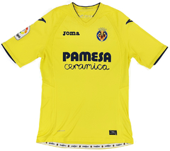 Villarreal 2016/2017 Home Joma (G)