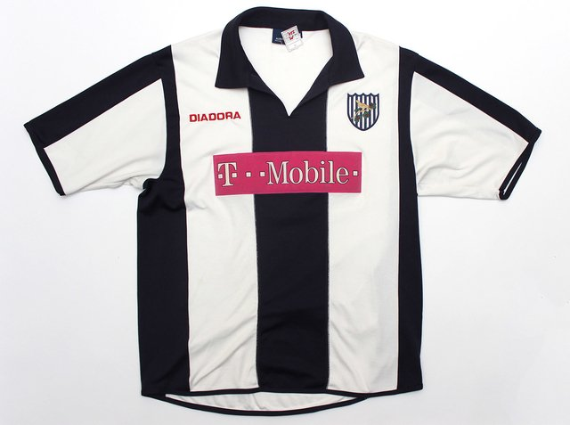 West Bromwich Albion 2005/2006 Home