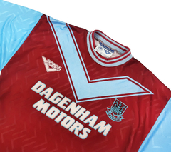 West Ham United 1993/1995 Home Pony (M) na internet