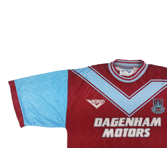 West Ham United 1993/1995 Home Pony (M)