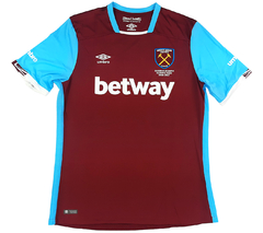 West Ham United 2016/2017 Home Umbro (GG)