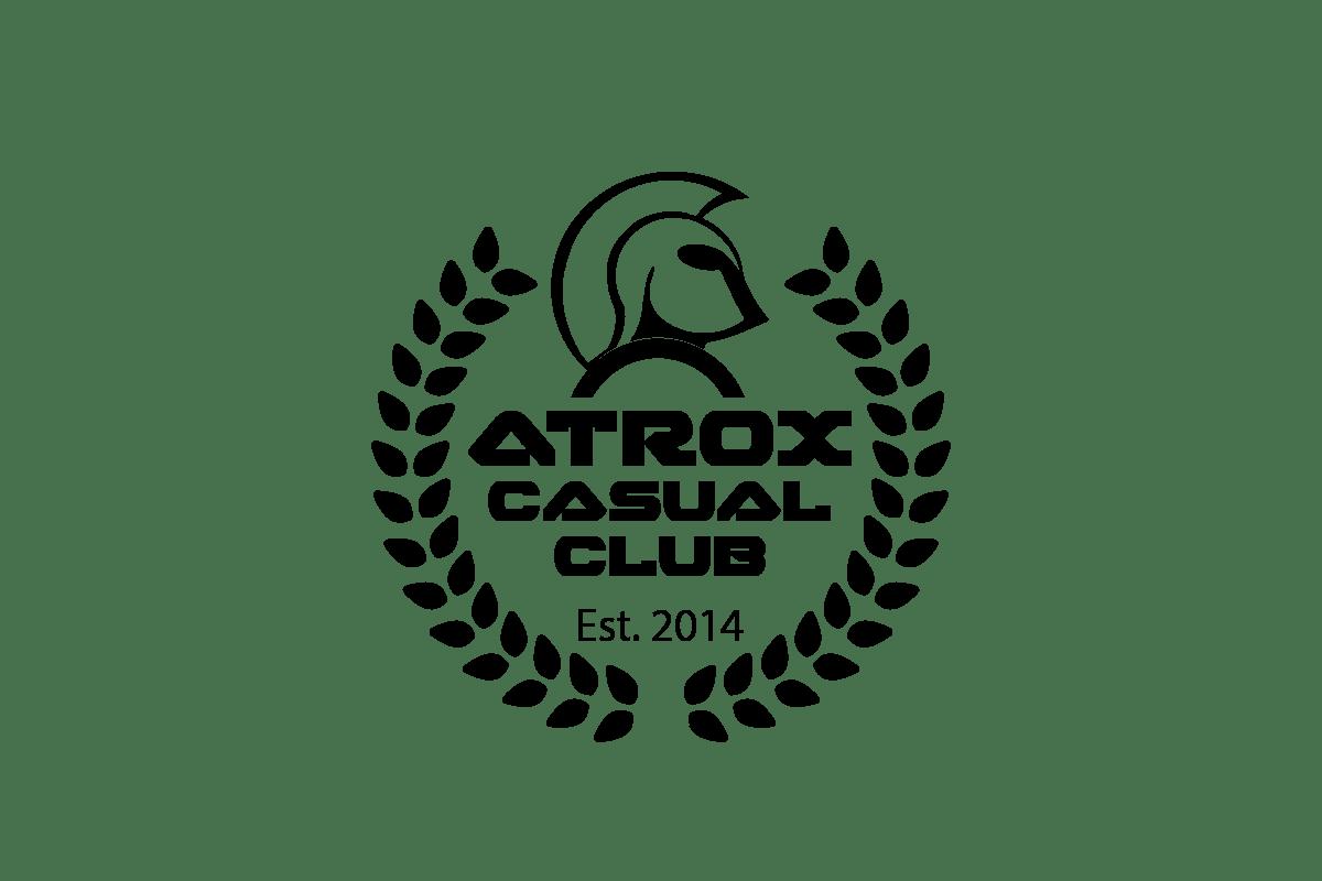 88d5cb9b Atrox Casual Club
