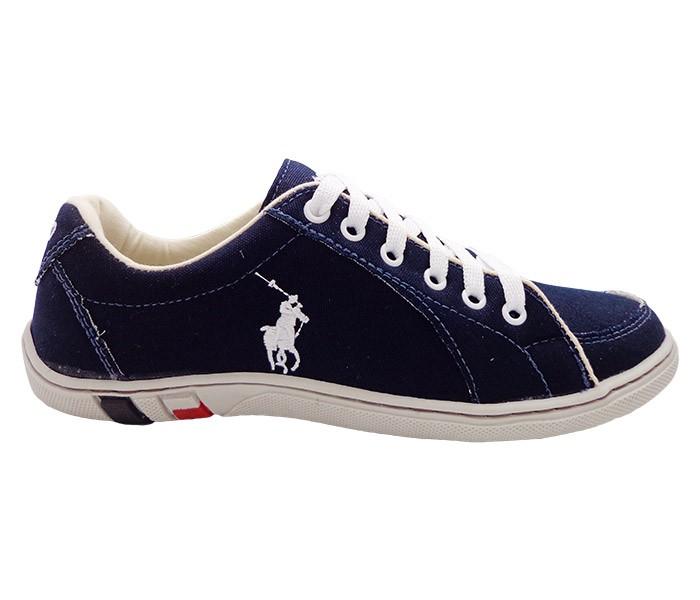 25e3356bdcc02 Sapatênis Polo Ralph Lauren Azul Marinho - Zuppo'Store