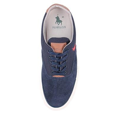d35d8a53476da Sapatênis Polo Azul Marinho - Comprar em Zuppo Store