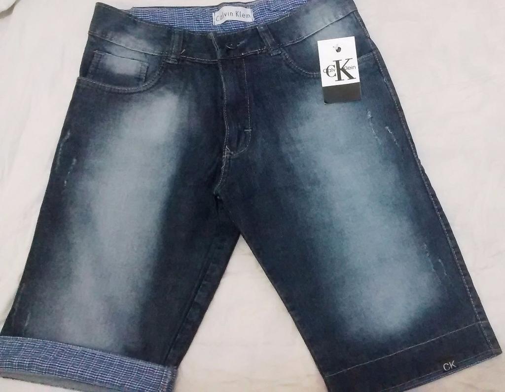 7babaa93cbc889 Short Jeans Masculino