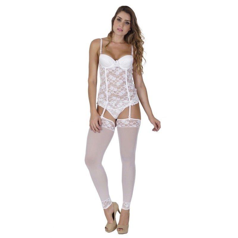 2746067af Kit Espartilho Sexy em Renda com Cetim - Zuppo Store