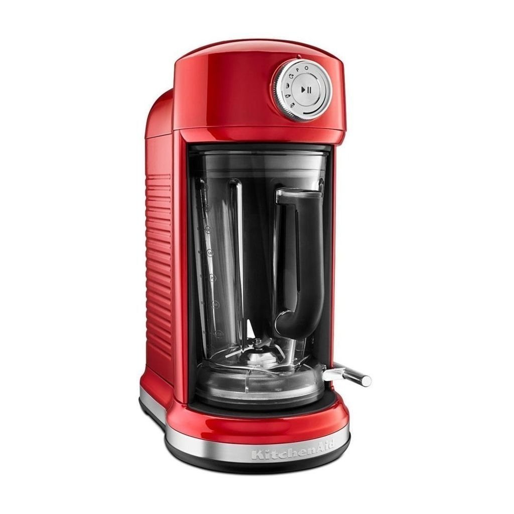 Liquidificador KitchenAid com Magnetic Drive 1,77 L Candy Apple 220V on amana corporation, sunbeam products, kenwood chef, meyer corporation, hamilton beach company,