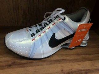 46709468319 Tênis Nike shox júnior primeira linha Importado