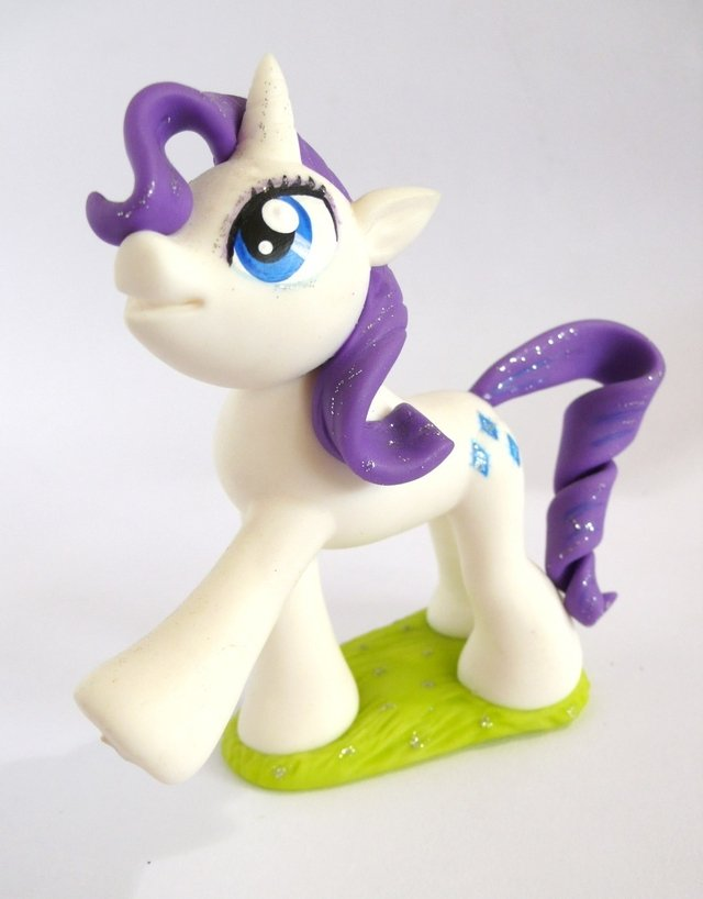 MY LITTLE PONY PORCELANA FRIA