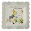 PLATOS  PETER RABBIT CHICOS   PACK X 12
