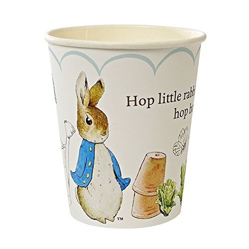 VASOS PETER RABBIT  X  12