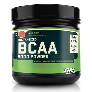BCAA 5000 Powder 380g Optimum Nutrition