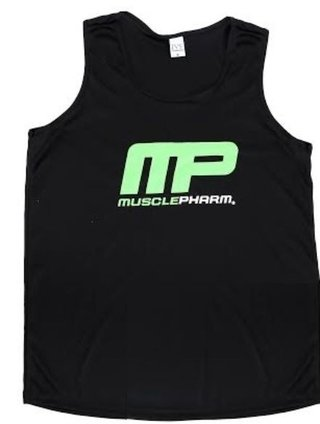 Camiseta regata cavada - MusclePharm