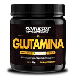 GLUTAMINA (300g) - Synthesize Nutrition