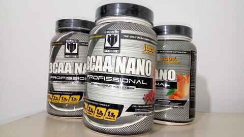 BCAA Nano (350g) - Muscled2 na internet