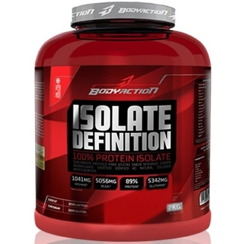 Isolate Definition (2kg) - BodyAction