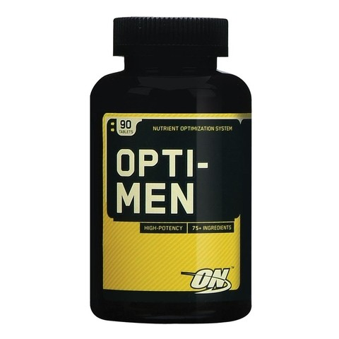 Opti-men (90 cápsulas) - Optimum Nutrition