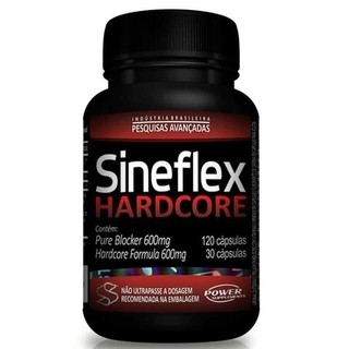 Sineflex Hardcore (150 cápsulas) - Power Supplements