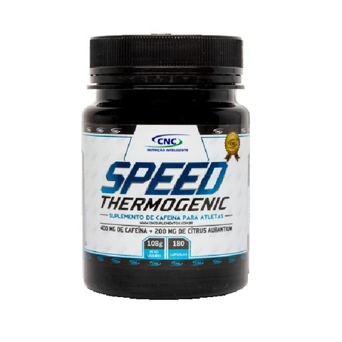 Speed Thermogenic - CNC Suplementos