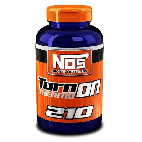Turn On Thermo 210 (120 tabletes) -– NOS