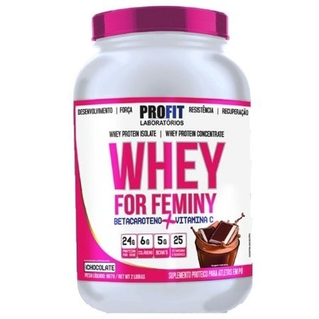 Whey For Feminy (907g) - Profit