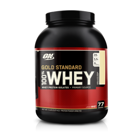 Whey Gold Isolado e Concentrado Optimum Nutrition