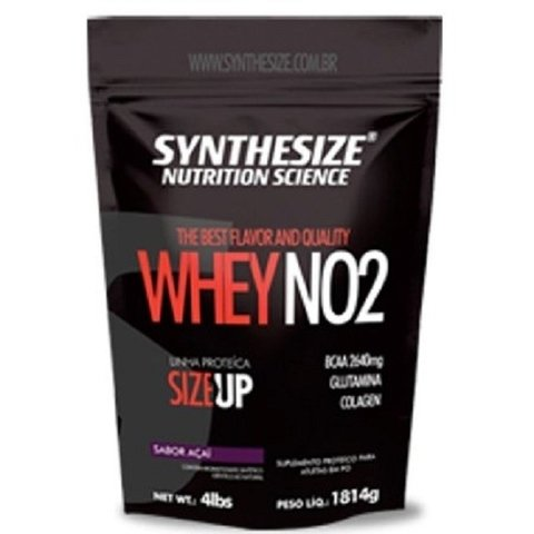 Whey NO2 Synthesize Nutrition