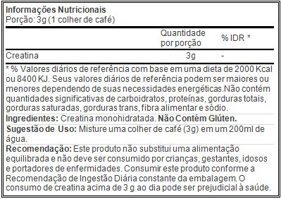tabela_nutricional-Creatine-Powder-Unive